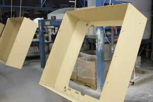 Wisconsin paint finishing and powder coating